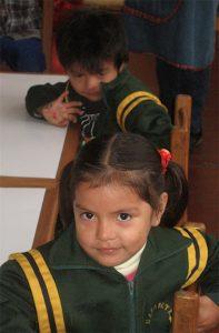 Barn på Cuna Nazareth 2012.